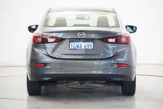 2018 Mazda 3 BN5236 SP25 SKYACTIV-MT Grey 6 Speed Manual Sedan