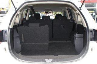 2015 Mitsubishi Outlander ZJ MY14.5 LS 4WD White 6 Speed Sports Automatic Wagon