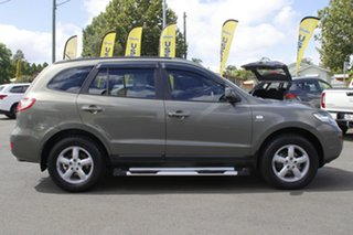 2008 Hyundai Santa Fe CM MY08 SX Brown 5 Speed Sports Automatic Wagon.