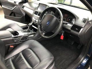 2012 Ford Falcon FG MkII G6 Limited Edition Blue 6 Speed Sports Automatic Sedan