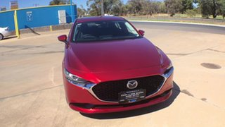 2020 Mazda 3 BP2S7A G20 SKYACTIV-Drive Touring Soul Red Crystal 6 Speed Sports Automatic Sedan