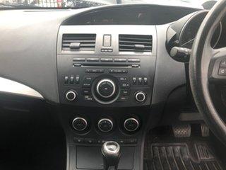 2012 Mazda 3 BL 11 Upgrade Maxx Sport Grey 5 Speed Automatic Hatchback