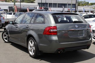 2016 Holden Commodore VF II MY16 SV6 Sportwagon Grey 6 Speed Sports Automatic Wagon.