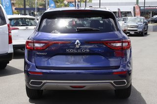 2019 Renault Koleos HZG Zen X-tronic Blue 1 Speed Constant Variable Wagon