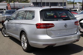 2017 Volkswagen Passat 3C (B8) MY17 140TDI DSG Highline Silver 6 Speed Sports Automatic Dual Clutch.