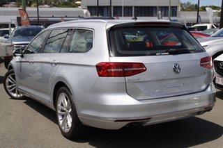 2017 Volkswagen Passat 3C (B8) MY17 140TDI DSG Highline Silver 6 Speed Sports Automatic Dual Clutch.