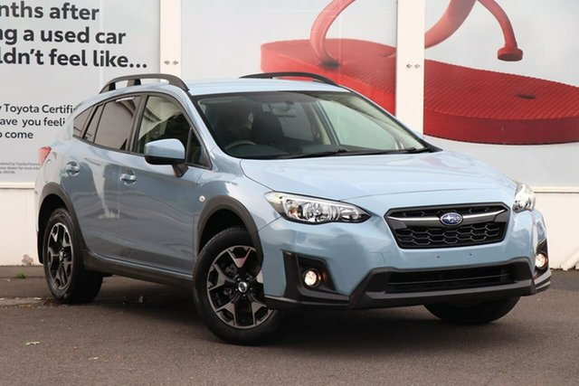 Pre-Owned Subaru XV G4X MY17 2.0i Lineartronic AWD Ferntree Gully, 2017 Subaru XV G4X MY17 2.0i Lineartronic AWD Grey Blue 6 Speed Constant Variable Wagon