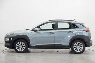 2019 Hyundai Kona OS.2 MY19 Go 2WD Silver 6 Speed Sports Automatic Wagon.