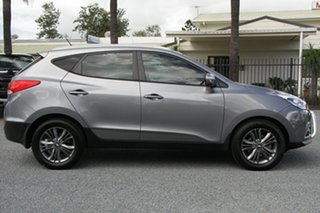2015 Hyundai ix35 LM3 MY15 SE AWD Steel Grey 6 Speed Sports Automatic Wagon
