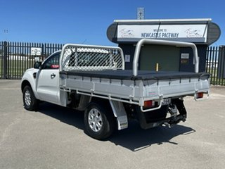 2017 Ford Ranger PX MkII XL White 6 Speed Sports Automatic Cab Chassis