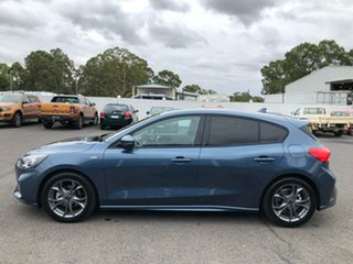2019 Ford Focus ST-Line Blue Automatic Hatchback.