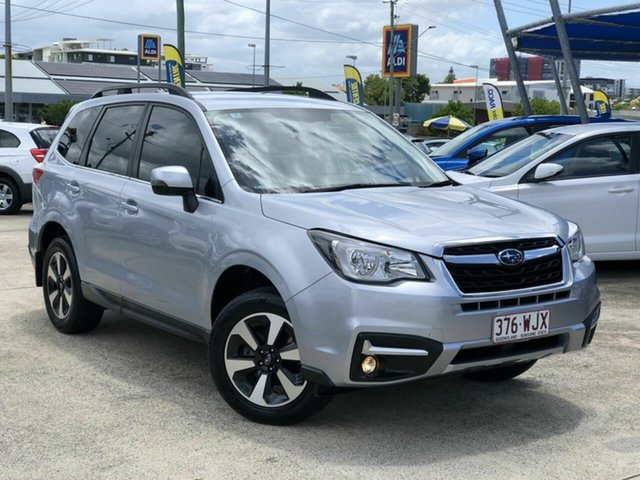 Used Subaru Forester S4 MY16 2.5i-L CVT AWD Chermside, 2016 Subaru Forester S4 MY16 2.5i-L CVT AWD Silver 6 Speed Constant Variable Wagon