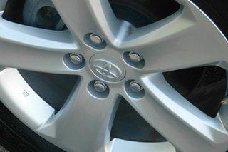 2012 Toyota RAV4 ACA38R MY12 CV 4x2 Blue 4 Speed Automatic Wagon