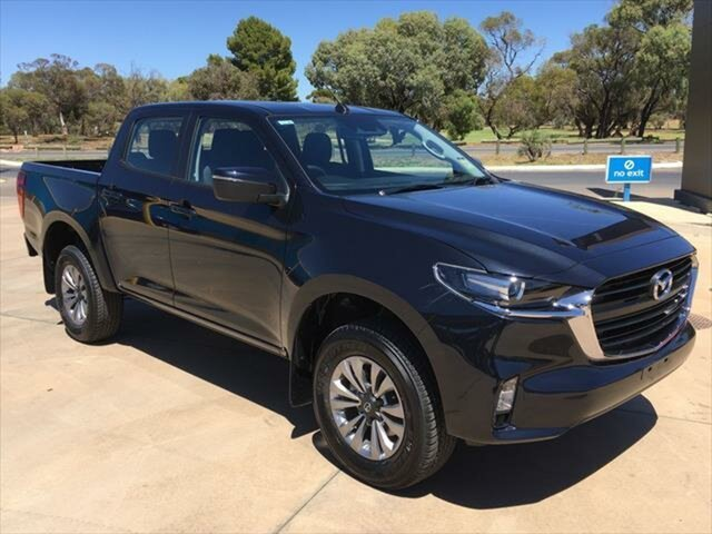 New Mazda BT-50 TFS40J XT Berri, 2020 Mazda BT-50 TFS40J XT Gun Blue 6 Speed Manual Utility