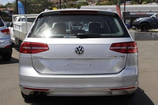 2017 Volkswagen Passat 3C (B8) MY17 140TDI DSG Highline Silver 6 Speed Sports Automatic Dual Clutch