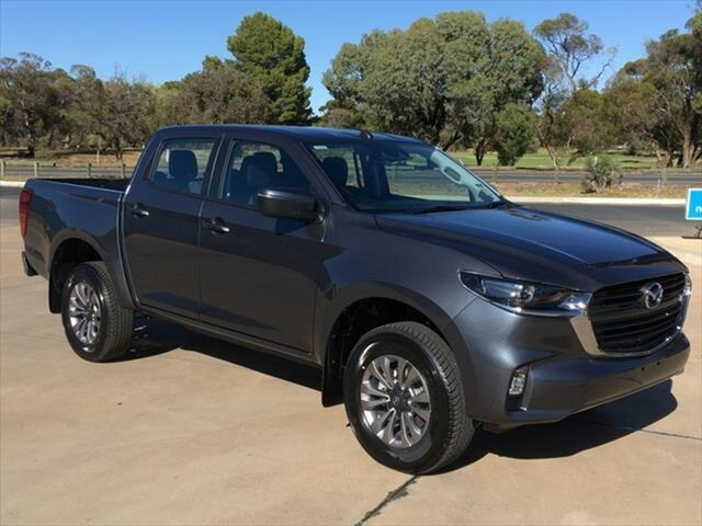 New Mazda BT-50 TFS40J XT Berri, 2020 Mazda BT-50 TFS40J XT Rock Grey 6 Speed Sports Automatic Utility