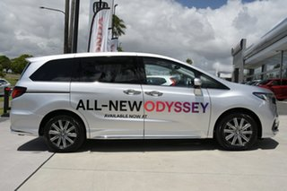 2020 Honda Odyssey Super Platinum 7 Speed Constant Variable Wagon