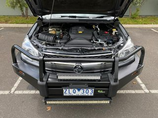 2012 Holden Colorado RG MY13 LTZ Crew Cab 4x2 Grey 6 Speed Sports Automatic Utility
