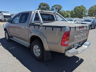 2010 Toyota Hilux SR5 Gold 4 Speed Automatic Utility.