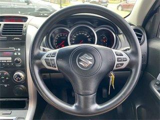 2007 Suzuki Grand Vitara JB Type 2 JX Black 5 Speed Manual Hardtop