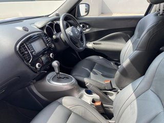 2016 Nissan Juke F15 Series 2 Ti-S X-tronic AWD Blue 1 Speed Constant Variable Hatchback