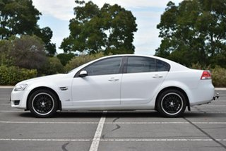 2012 Holden Commodore VE II MY12 Omega White 6 Speed Automatic Sedan
