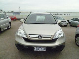 2008 Honda CR-V RE MY2007 4WD Silver 5 Speed Automatic Wagon.