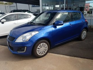 2014 Suzuki Swift FZ MY14 GL Navigator 5 Speed Manual Hatchback.