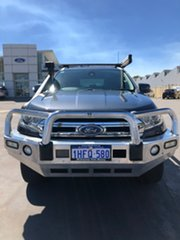 2015 Ford Everest UA Trend Metropolitan Grey 6 Speed Sports Automatic SUV