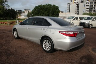 2017 Toyota Camry ASV50R Altise Silver 6 Speed Automatic Sedan