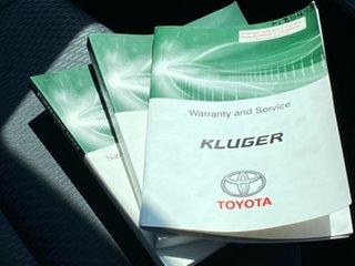 2015 Toyota Kluger GSU50R GX 2WD Silver 6 Speed Sports Automatic Wagon