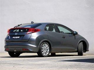 2012 Honda Civic 9th Gen VTi-L Polished Metal Sports Automatic Hatchback