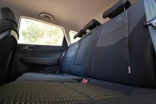 2009 Hyundai i30 FD MY09 SX cw Wagon Silver 4 Speed Automatic Wagon