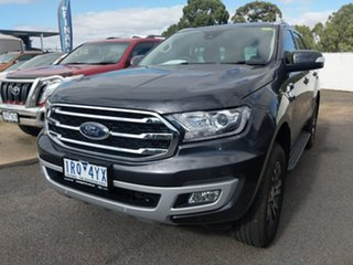 2019 Ford Everest TREND Grey Automatic SUV.