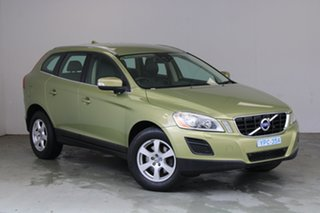 2010 Volvo XC60 DZ MY10 LE Geartronic AWD Lime Grass Green 6 Speed Sports Automatic Wagon.