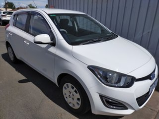 2014 Hyundai i20 PB MY14 Active 4 Speed Automatic Hatchback.