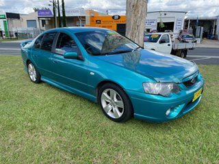 2007 Ford Falcon BF Mk II XR6 4 Speed Sports Automatic Sedan.