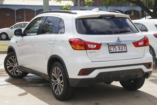 2017 Mitsubishi ASX XC MY18 LS 2WD Starlight 1 Speed Constant Variable Wagon