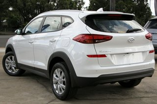 2020 Hyundai Tucson TL4 MY21 Active AWD White Pearl 8 Speed Sports Automatic Wagon.