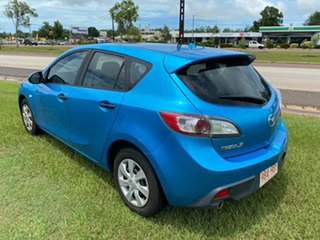 2010 Mazda 3 BL10F1 MY10 Neo Blue 6 Speed Manual Hatchback