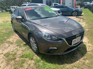 2015 Mazda 3 NEO K Silver 6 Speed Automatic Sedan.