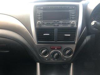 2009 Subaru Forester MY10 X Blue 4 Speed Auto Elec Sportshift Wagon