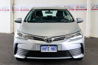 2017 Toyota Corolla ZRE172R MY17 Ascent Silver Ash 7 Speed CVT Auto Sequential Sedan.