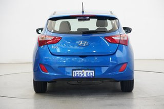 2017 Hyundai i30 GD4 Series II MY17 Active Marina Blue 6 Speed Sports Automatic Hatchback