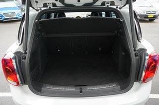 2018 Mini Countryman F60 MY19 John Cooper Works ALL4 Light White 8 Speed Automatic Wagon