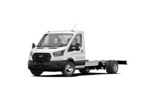 2020 Ford Transit VO MY20.50 430e (RWD) DRW Frozen White 10 Speed Automatic Cab Chassis