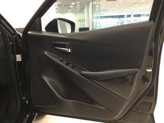2016 Mazda 2 DJ2HAA Genki SKYACTIV-Drive Black 6 Speed Sports Automatic Hatchback