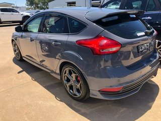 2015 Ford Focus ST Grey 6 Speed Manual Hatchback