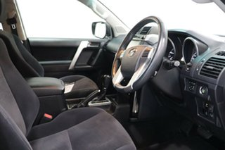 2017 Toyota Landcruiser Prado GDJ150R GXL Silver, Chrome 6 Speed Sports Automatic Wagon