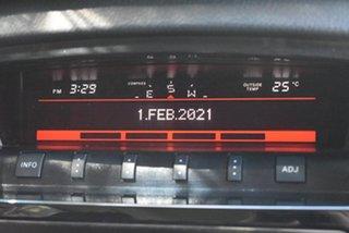 2016 Mitsubishi Pajero NX MY16 GLS Silver 5 Speed Sports Automatic Wagon